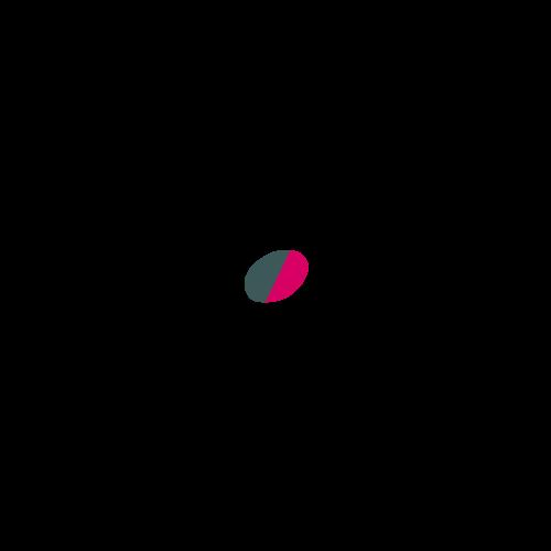 Bloc notas adhesivas zig-zag Dequa 76x76mm. 100h. Amarillo