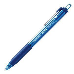 Bolígrafo retráctil Paper Mate Inkjoy 300 RT Azul